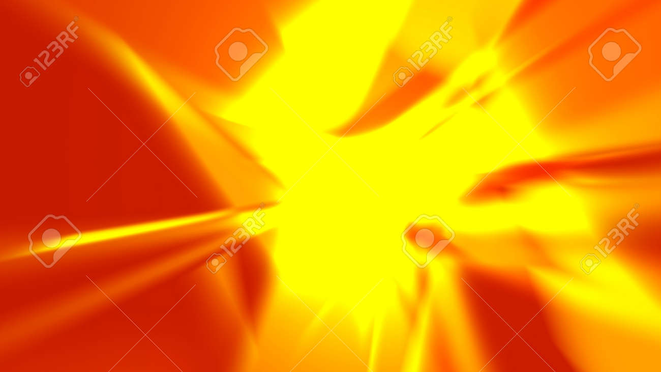 Abstract background, blurred figures located randomly form random images. The structures resemble a crystal, explosion, motion blur, etc. 4K resolution. - 162759787