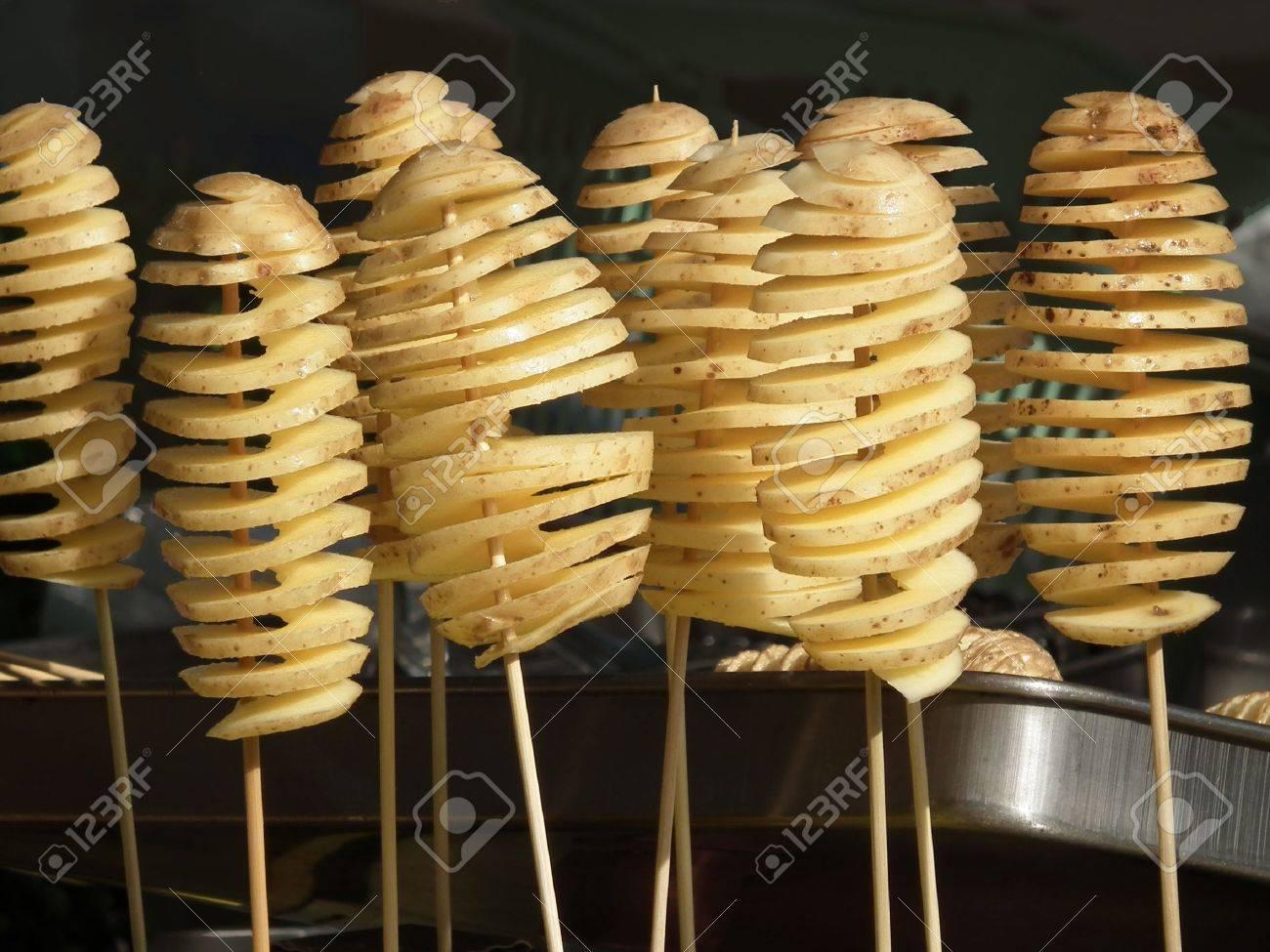 ポテト トルネード