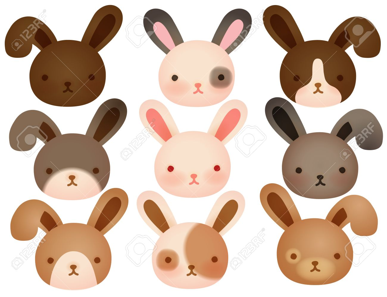 How To Draw A Cute Cartoon Bunny Rabbit New! Youtube