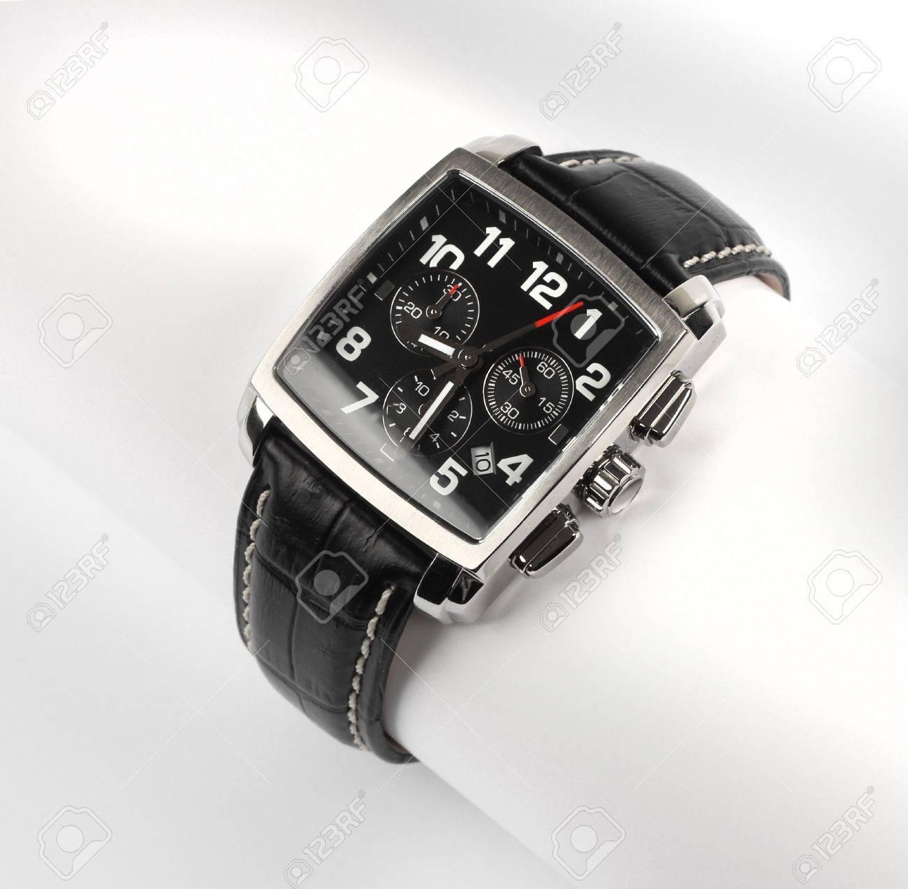 reloj hombre moderno
