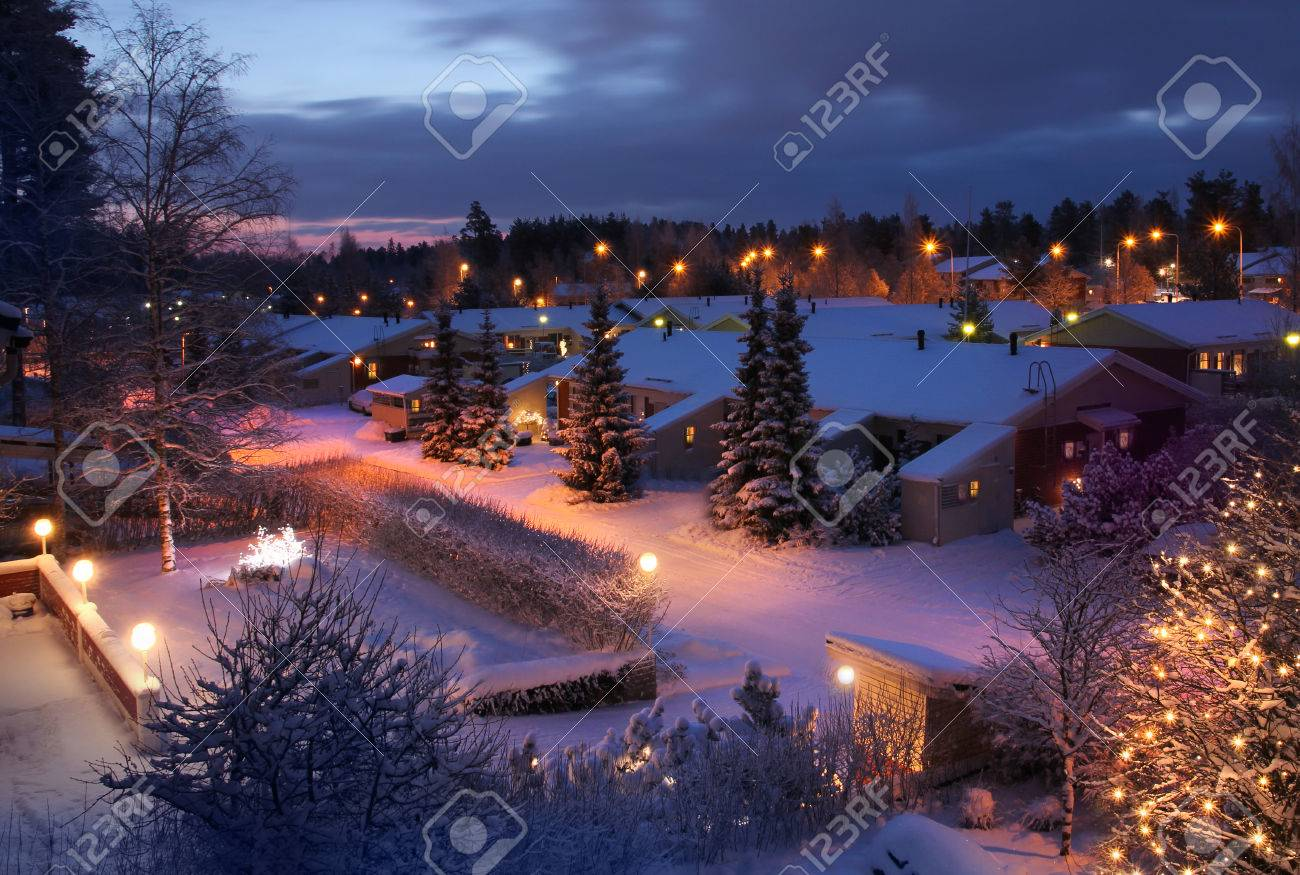 Bilder Winter Weihnachten.Stock Photo