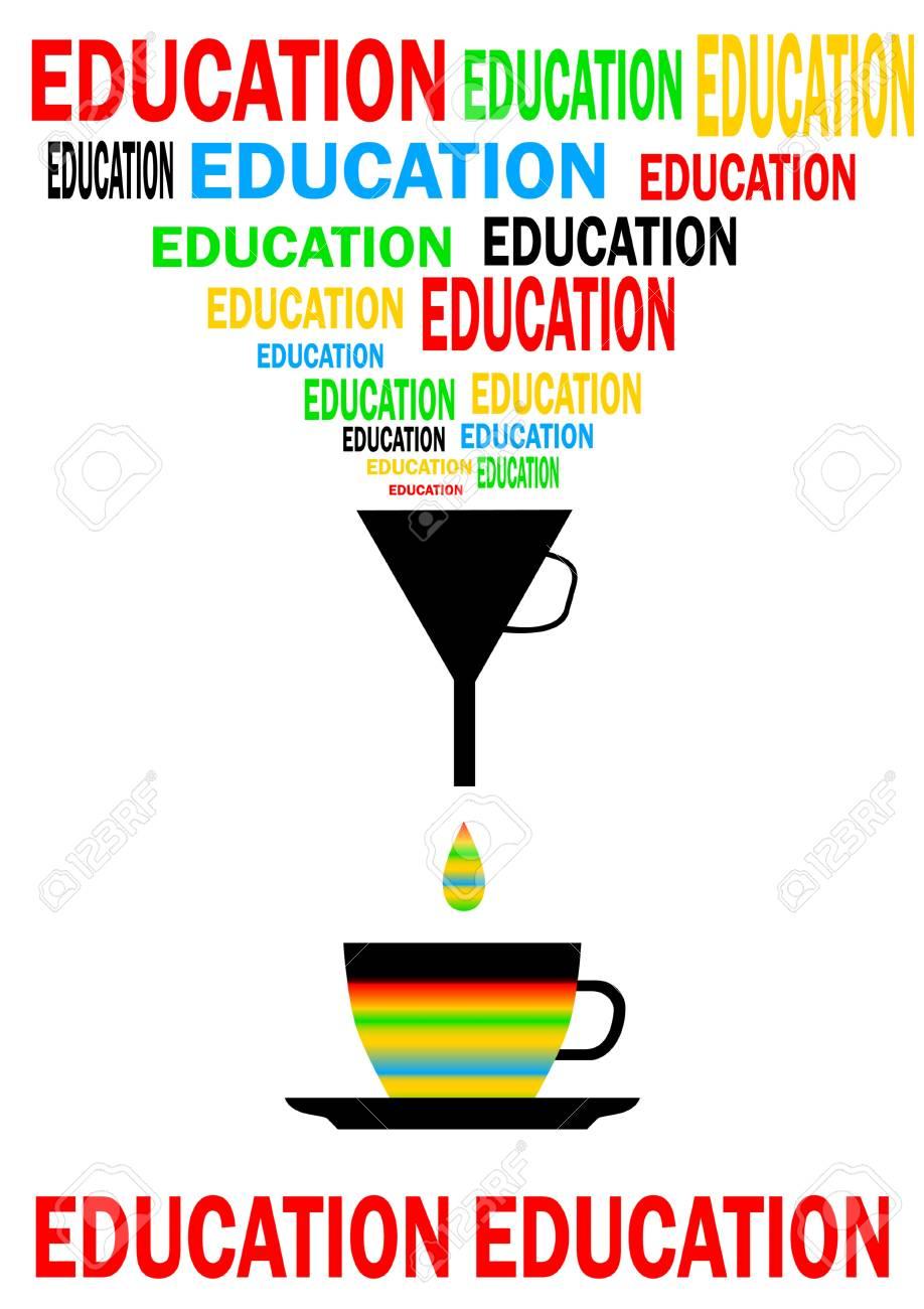 Education Stock Vector - 12495511