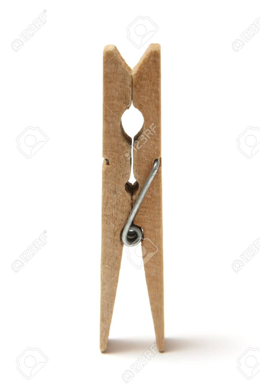 Wooden peg Stock Photo - 12685697