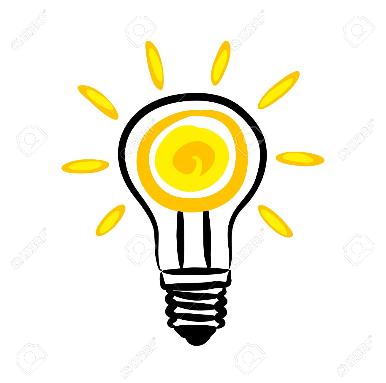 Light bulb icon - 15274680