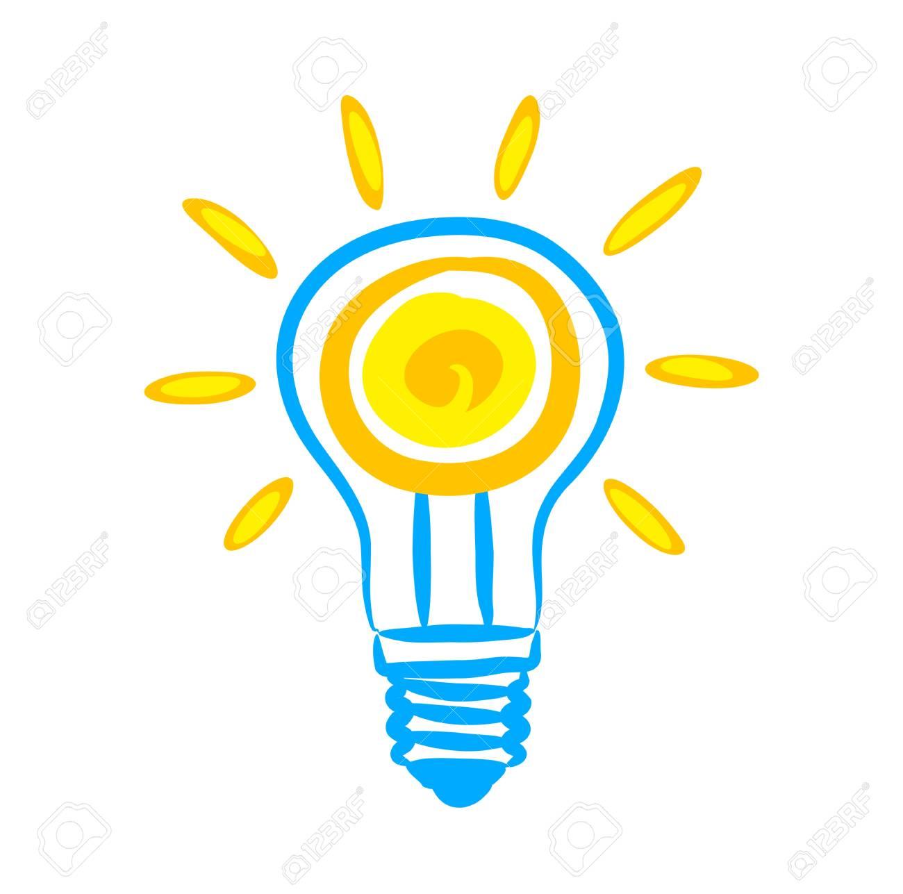 Ausgezeichnet Symbol Für Eine Glühbirne Zeitgenössisch - Elektrische ...