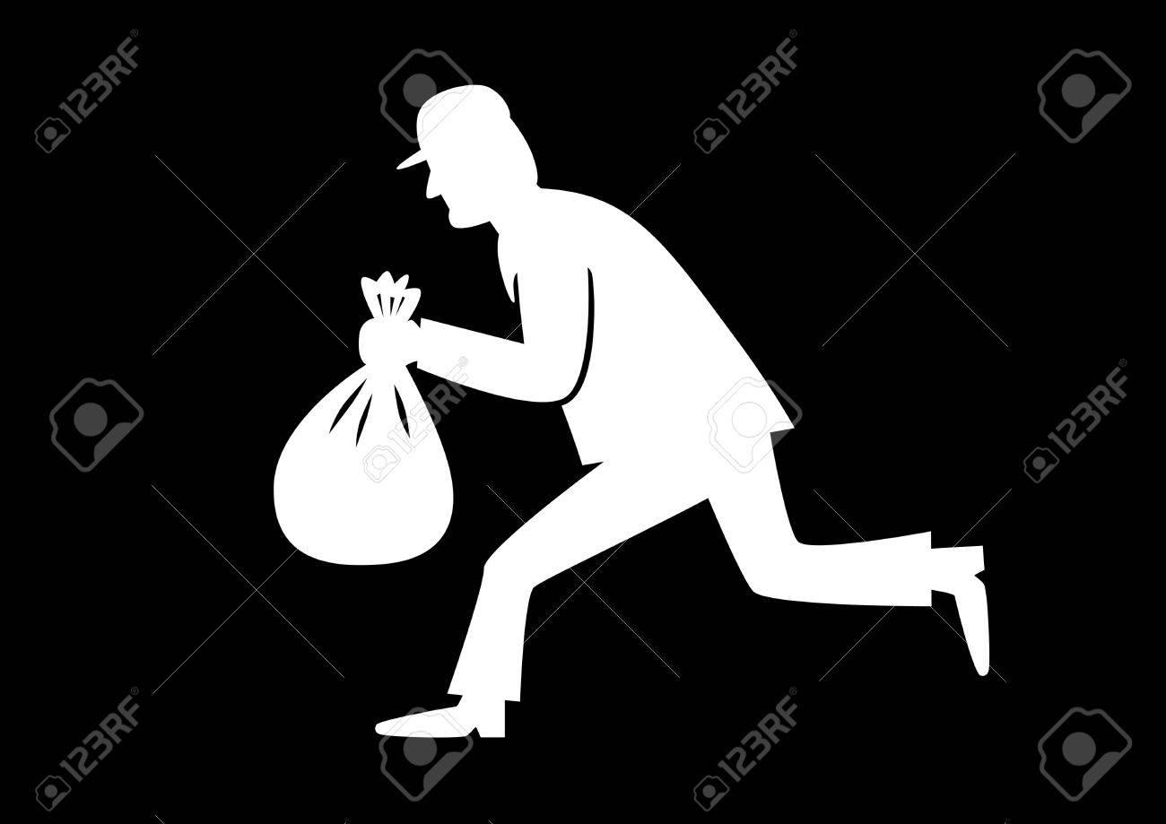 Thief icon - 18865332