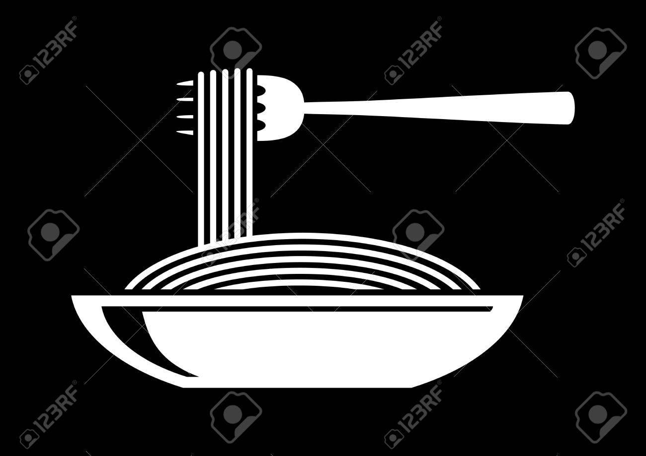 Spaghetti icon - 19050938