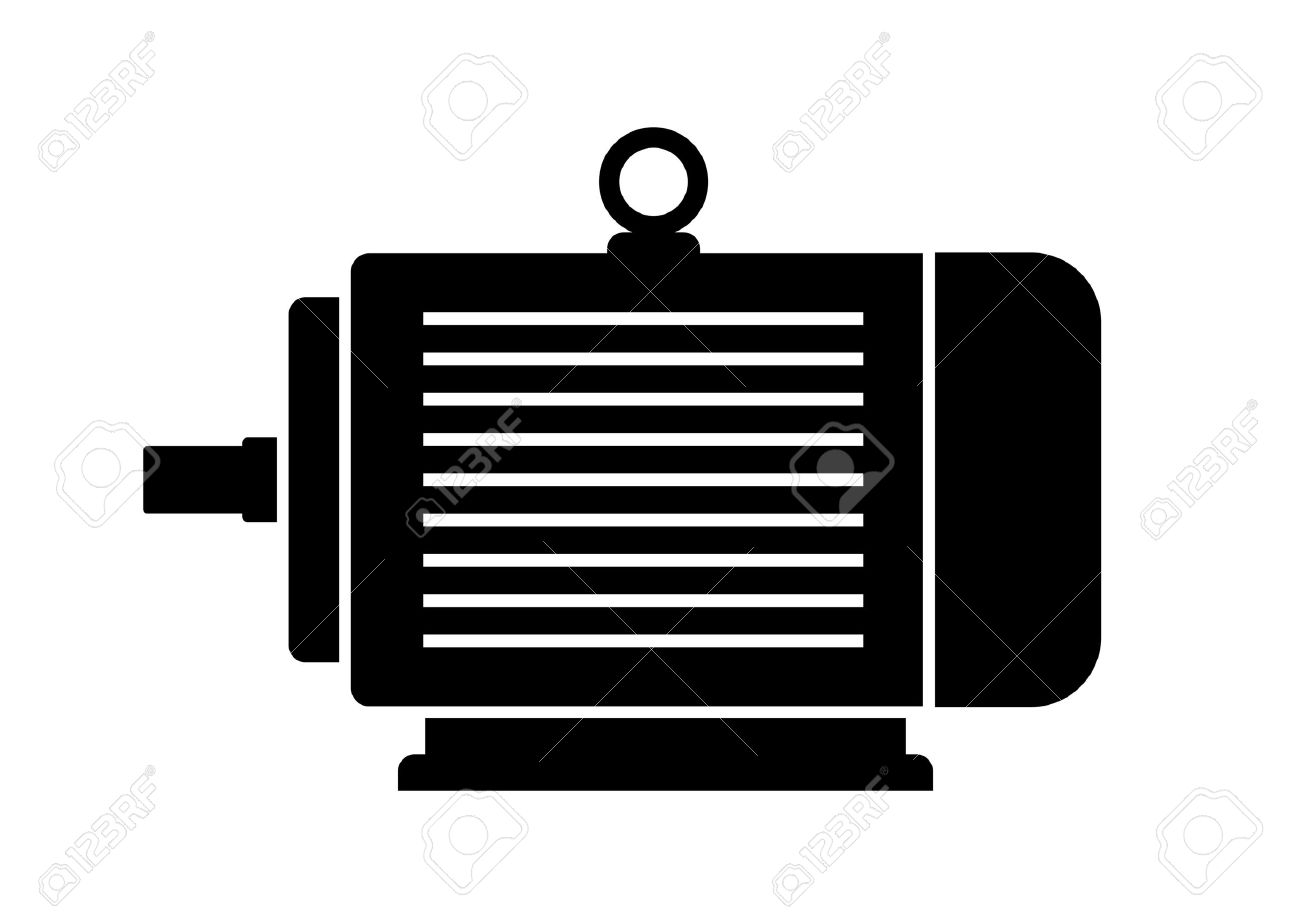 Electric motor icon - 20333053
