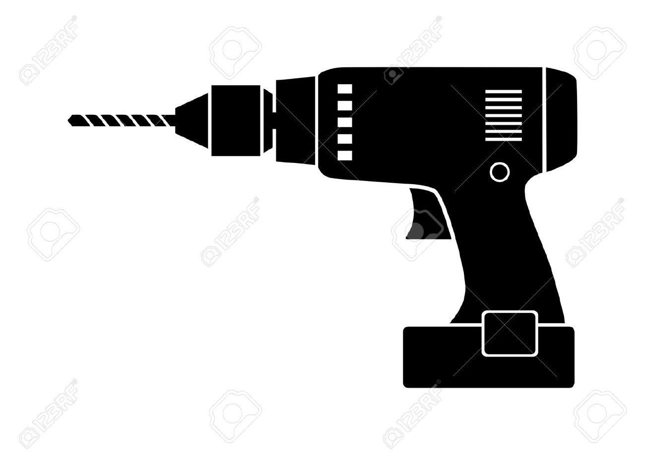 Drill icon - 21434177