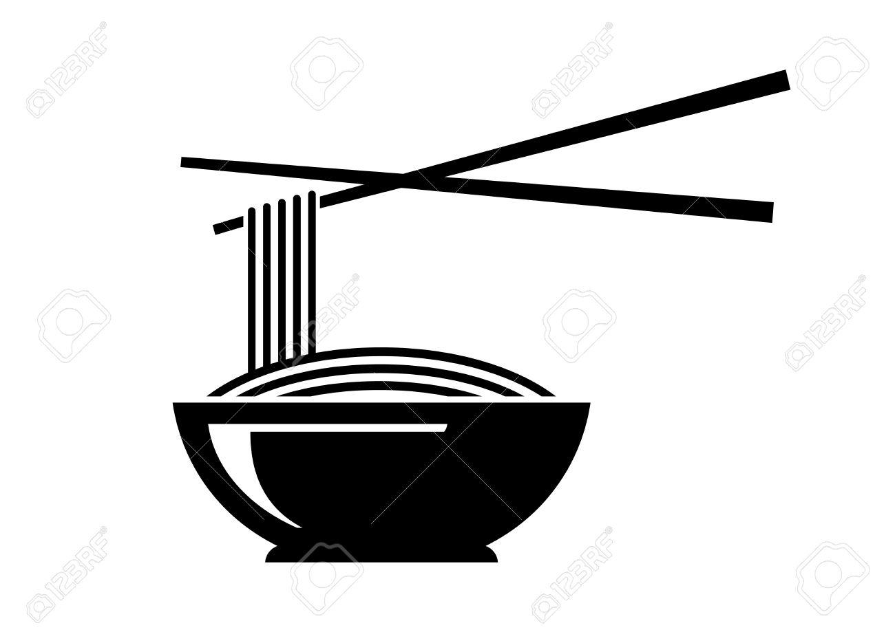 Noodle icon - 27316927