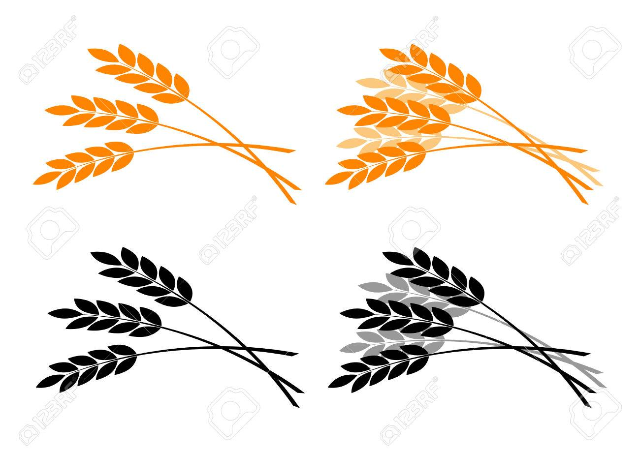 Agricultural icons on white background - 29414545