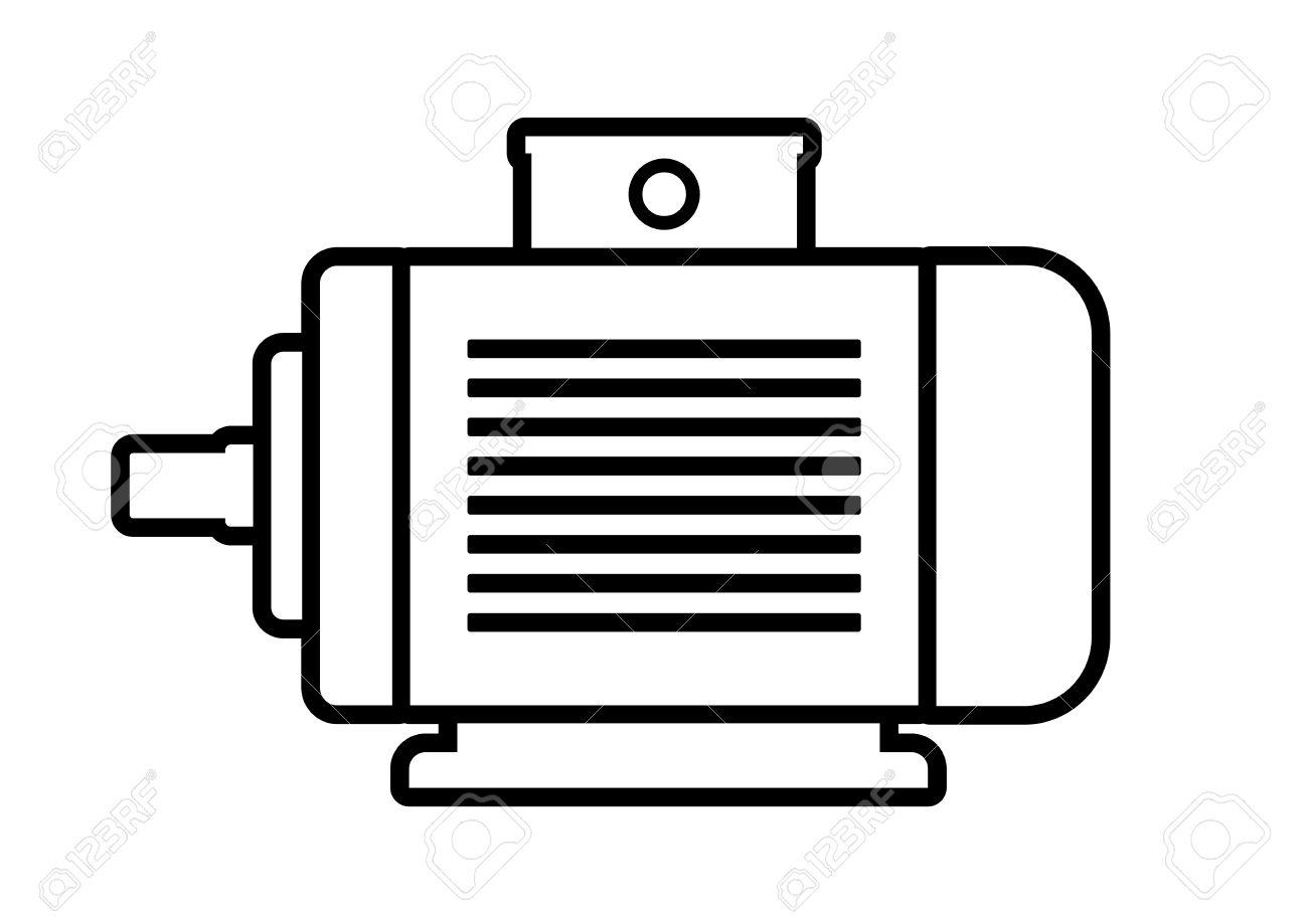Best Electric Motor Symbol Photos - Electrical Circuit Diagram ... for Electric Motor Symbol  587fsj