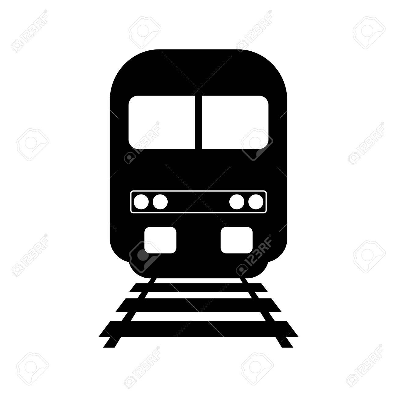 black train vector icon on white background royalty free cliparts rh 123rf com train victoria to brighton train victoria gatwick