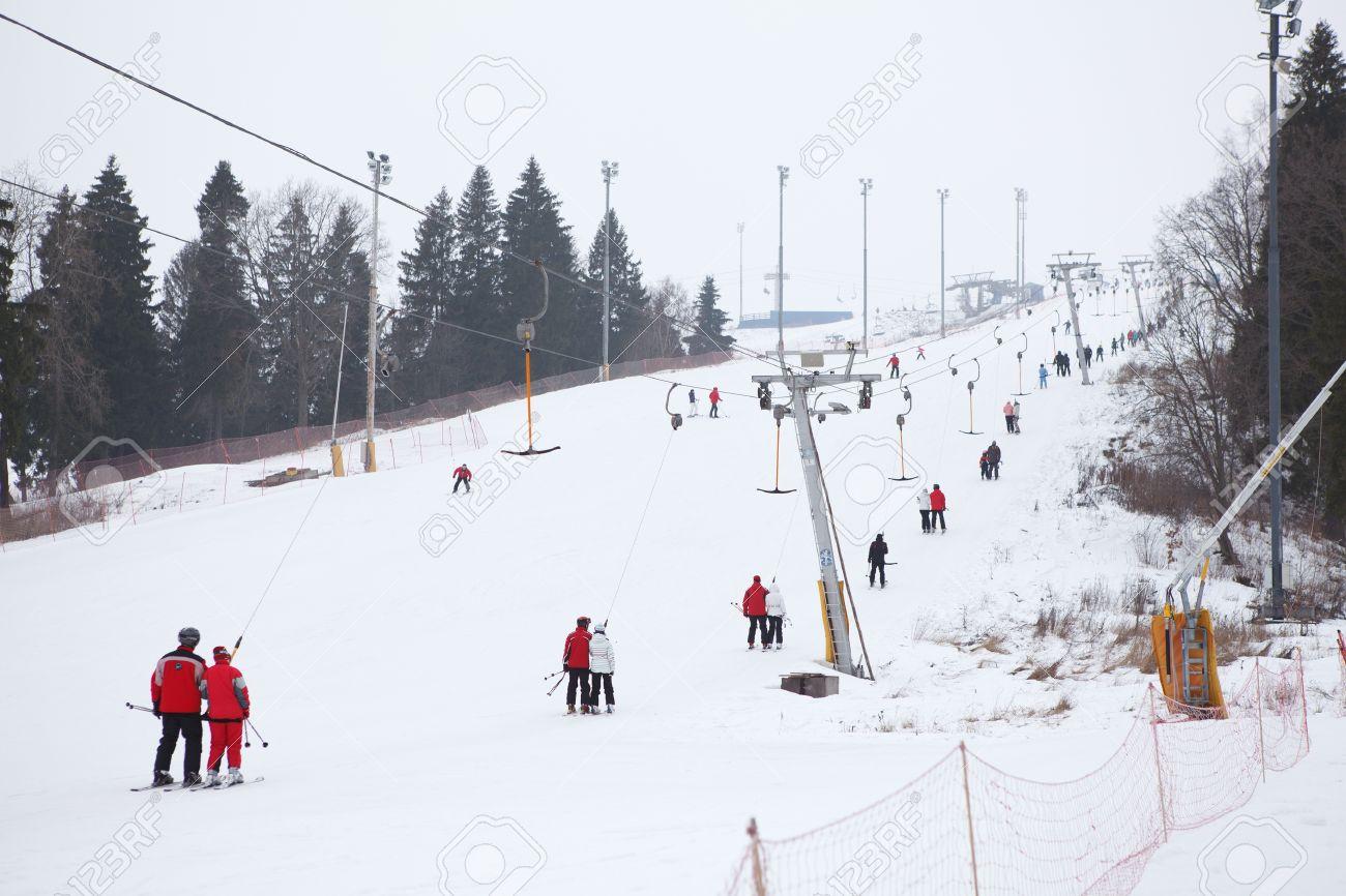Kurovo Village Russia January 12 Russian Ski Resorts Sorochany