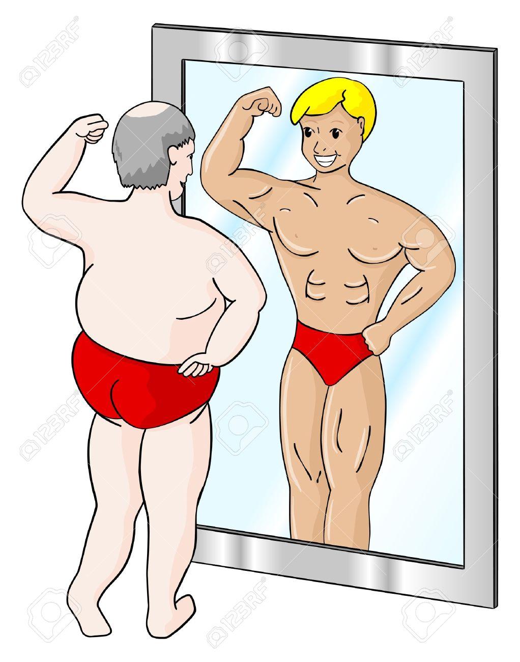 Рисунки толстого члена 4 фотография