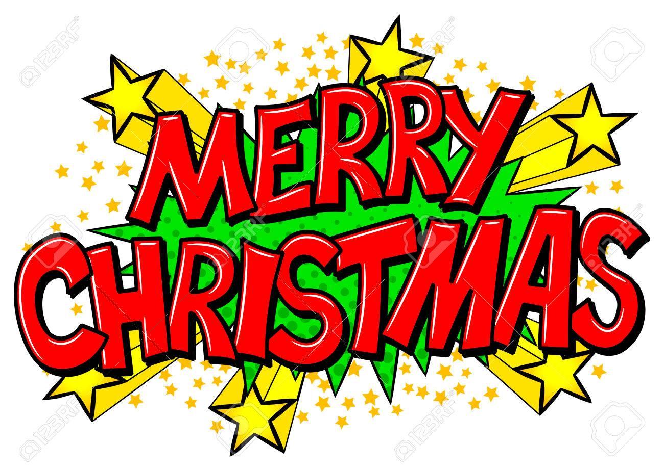 Frohe Weihnachten Comic