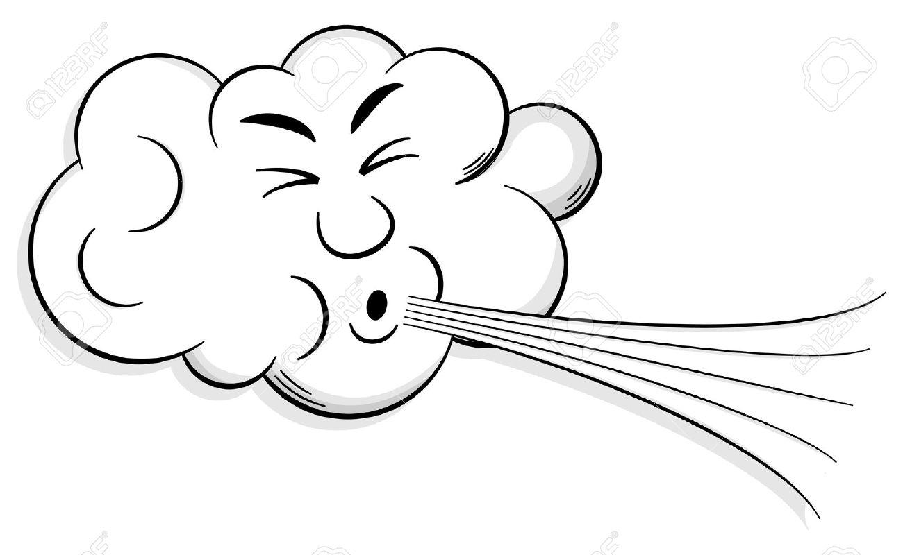 Resultado de imagen para viento dibujo