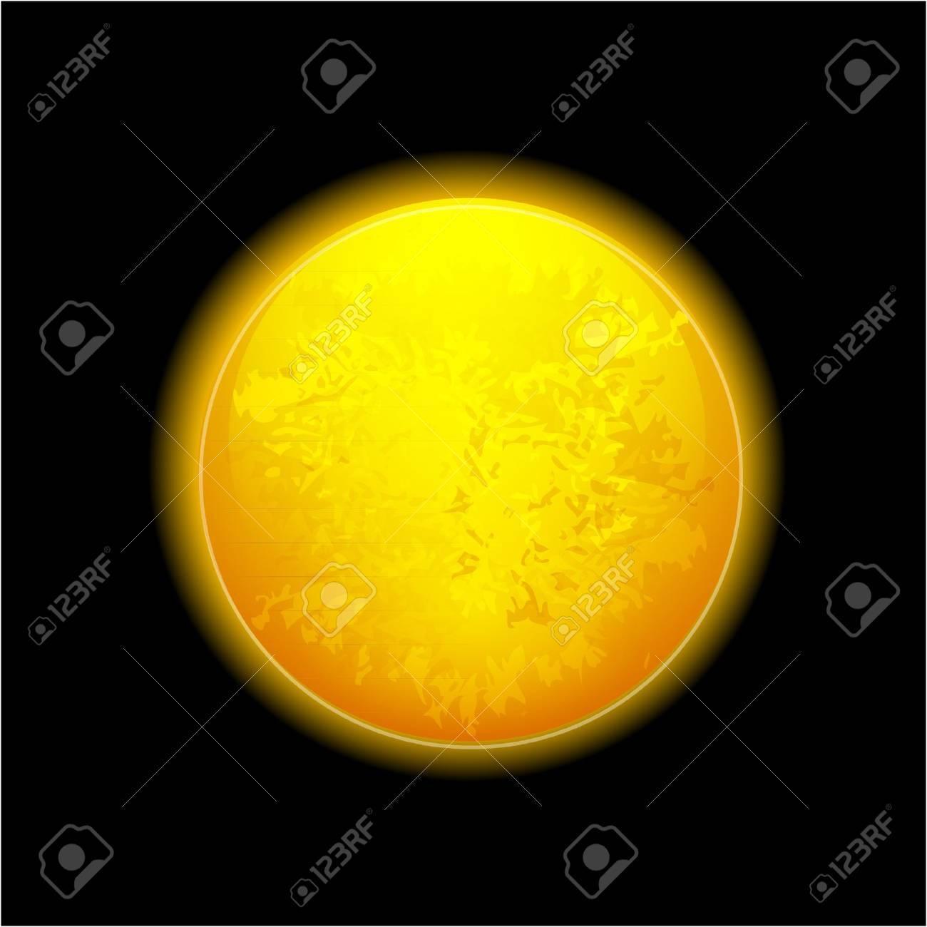 Realistic moon - 10491796