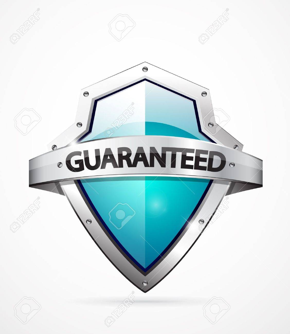 Vector guarantee shield Stock Vector - 11224795