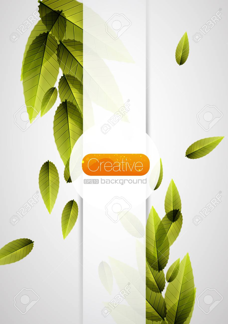 Summer background Stock Vector - 14424377