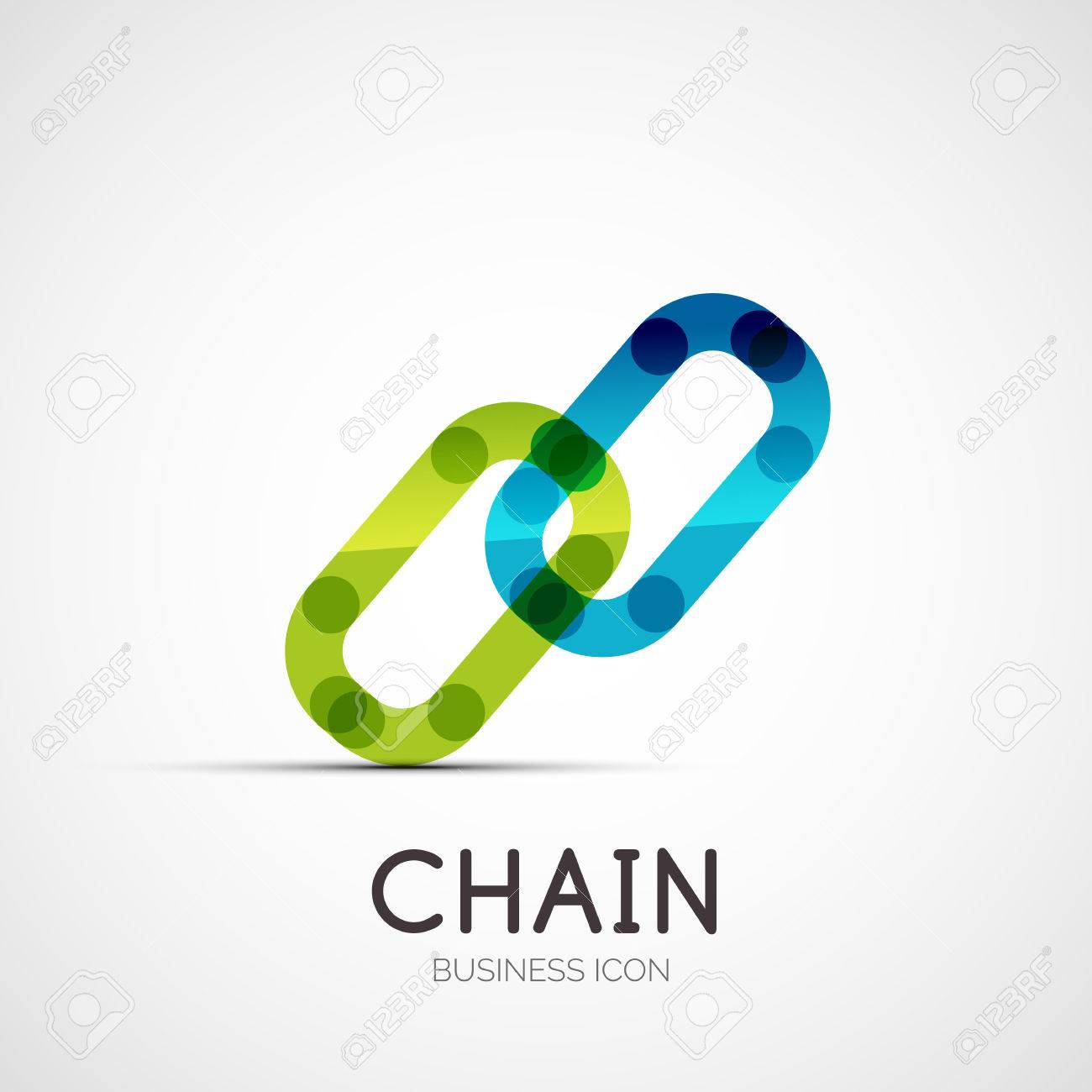 Connection Icon Company Logo, Business Concept Royalty Free Cliparts ...