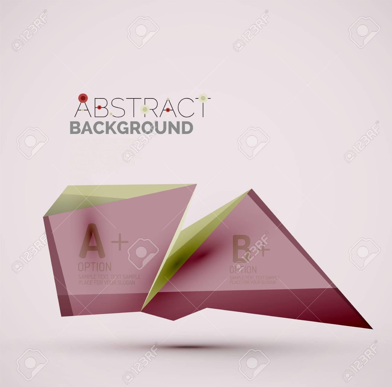 3d Geometrischen Formen Mit Beispieltext Zusammenfassung Vorlage