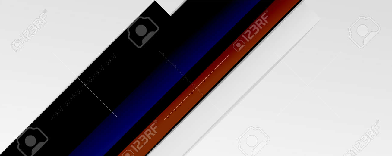 Color abstract lines trendy geometric background for business or technology presentation, internet poster or web brochure cover, wallpaper - 167978889