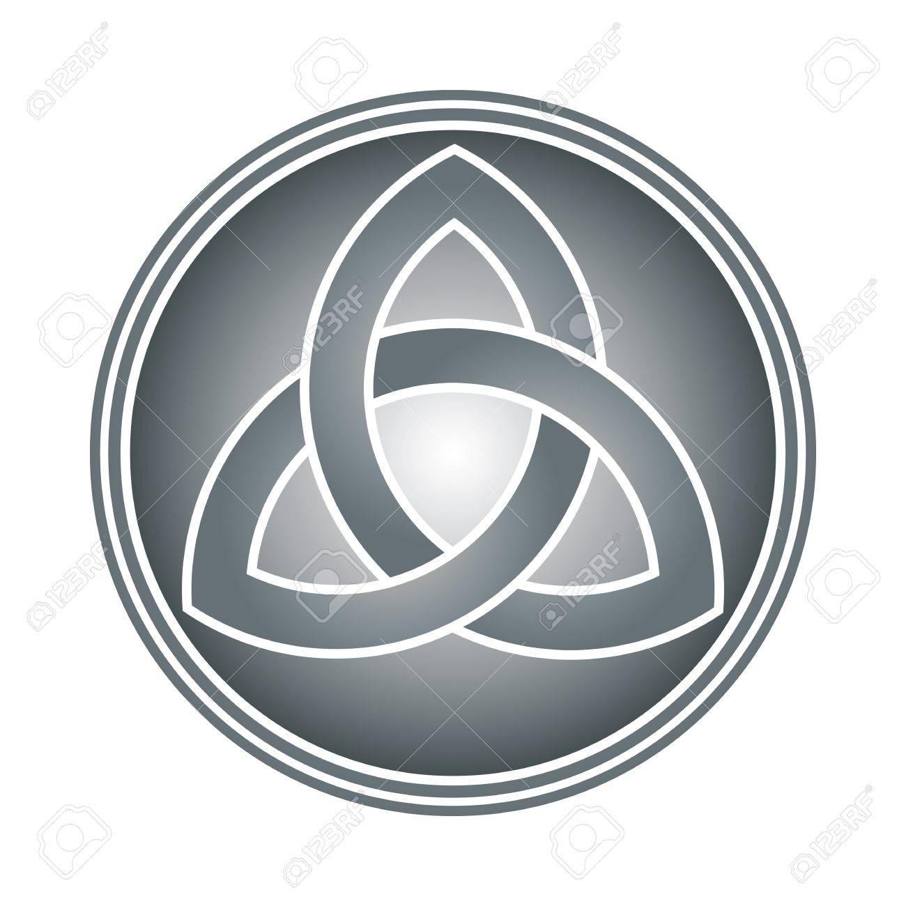 celtic trinity knot Stock Vector - 15844891