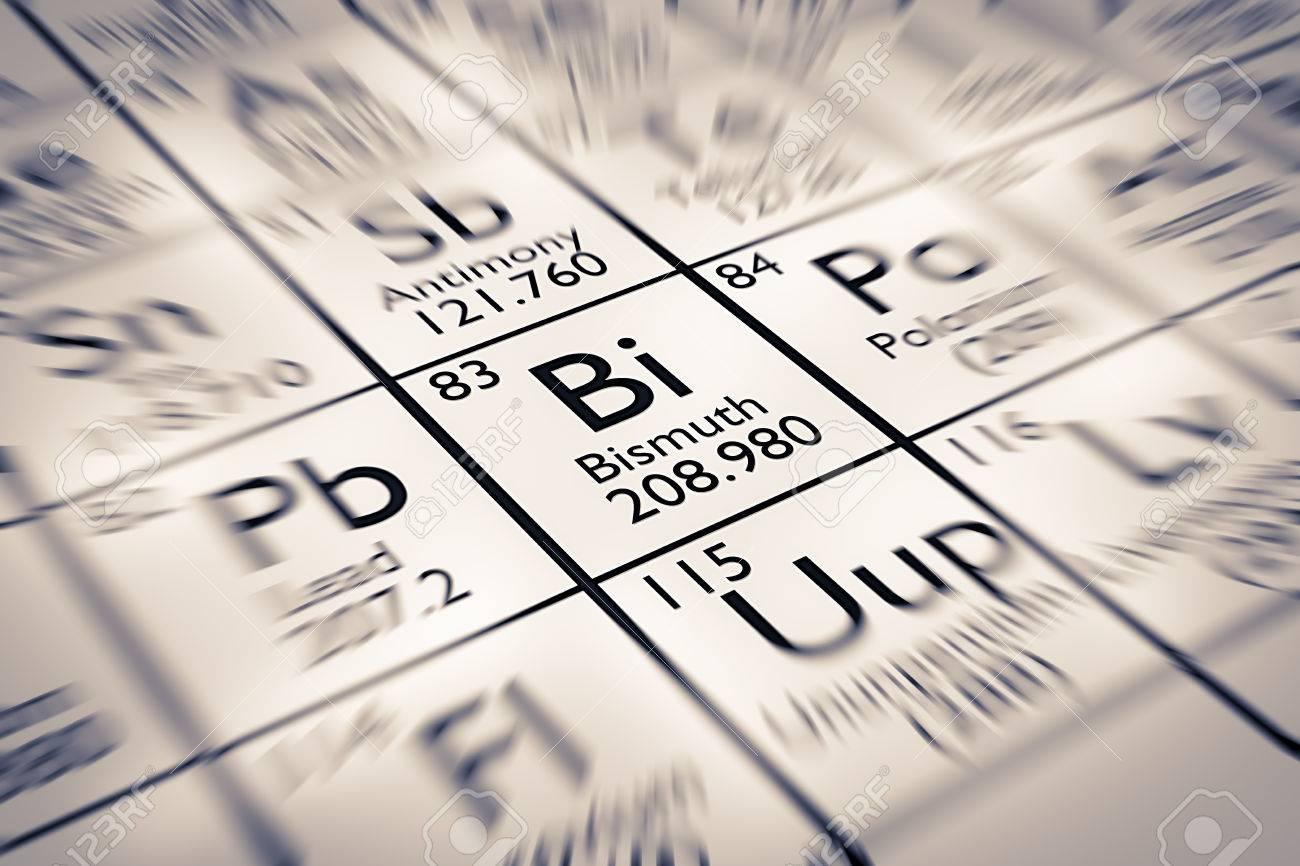Centrarse en bismuto elemento qumico de la tabla peridica de centrarse en bismuto elemento qumico de la tabla peridica de mendeleiev foto de archivo 61258990 urtaz Image collections