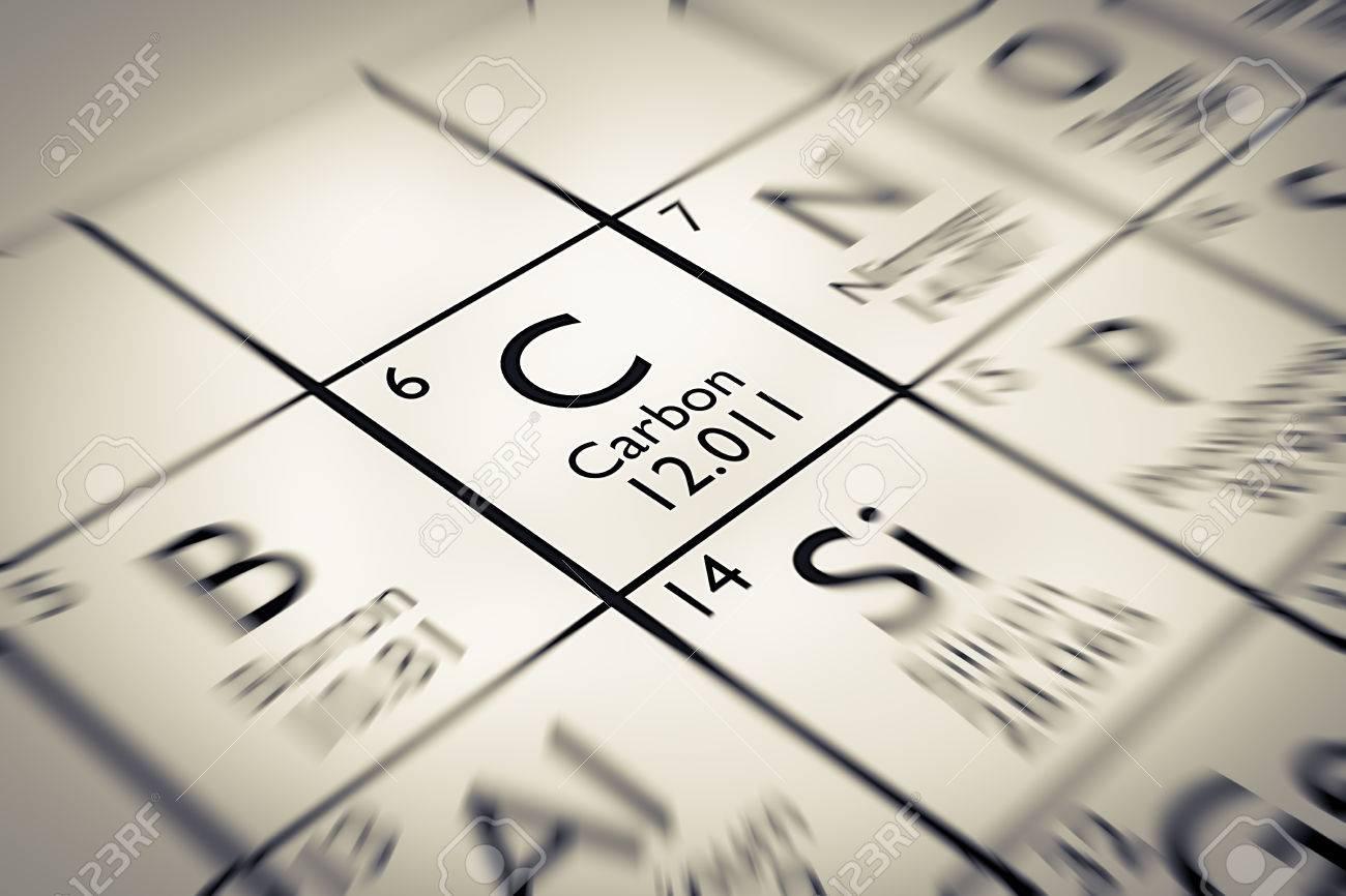 Centrarse en carbono elemento qumico de la tabla peridica de centrarse en carbono elemento qumico de la tabla peridica de mendeleiev foto de archivo 61258995 urtaz Image collections