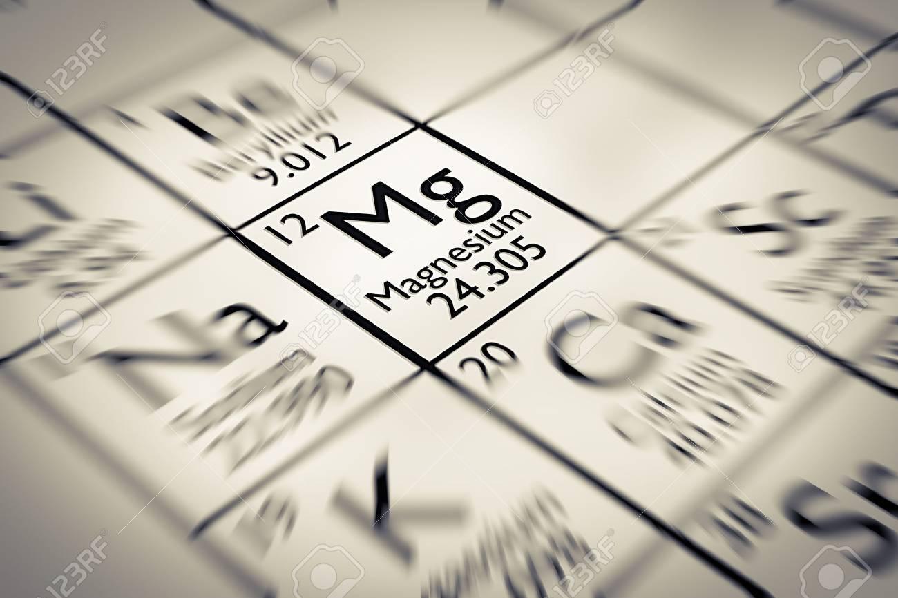Centrarse en magnesio elemento qumico de la tabla peridica de centrarse en magnesio elemento qumico de la tabla peridica de mendeleiev foto de archivo 61258951 urtaz Choice Image