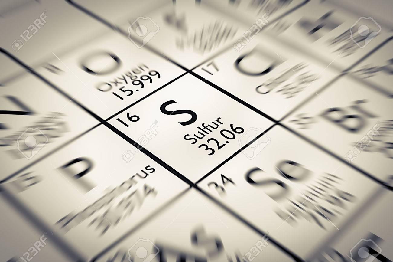 Centrarse en azufre elemento qumico de la tabla peridica de centrarse en azufre elemento qumico de la tabla peridica de mendeleiev foto de archivo 61258893 urtaz Image collections