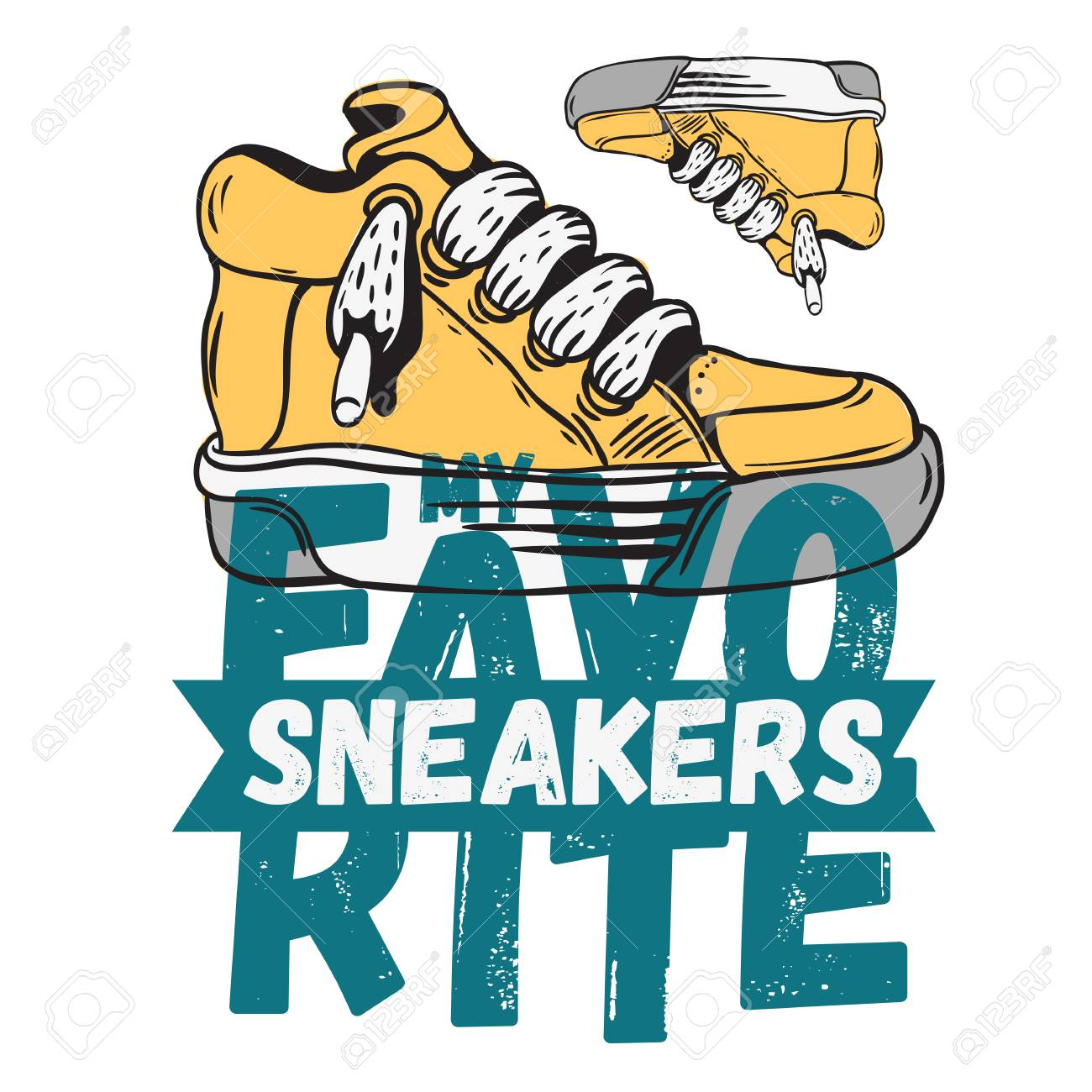 Schuhe Cartoon Lizenzfreie Bilder Und Fotos Kaufen 123RF