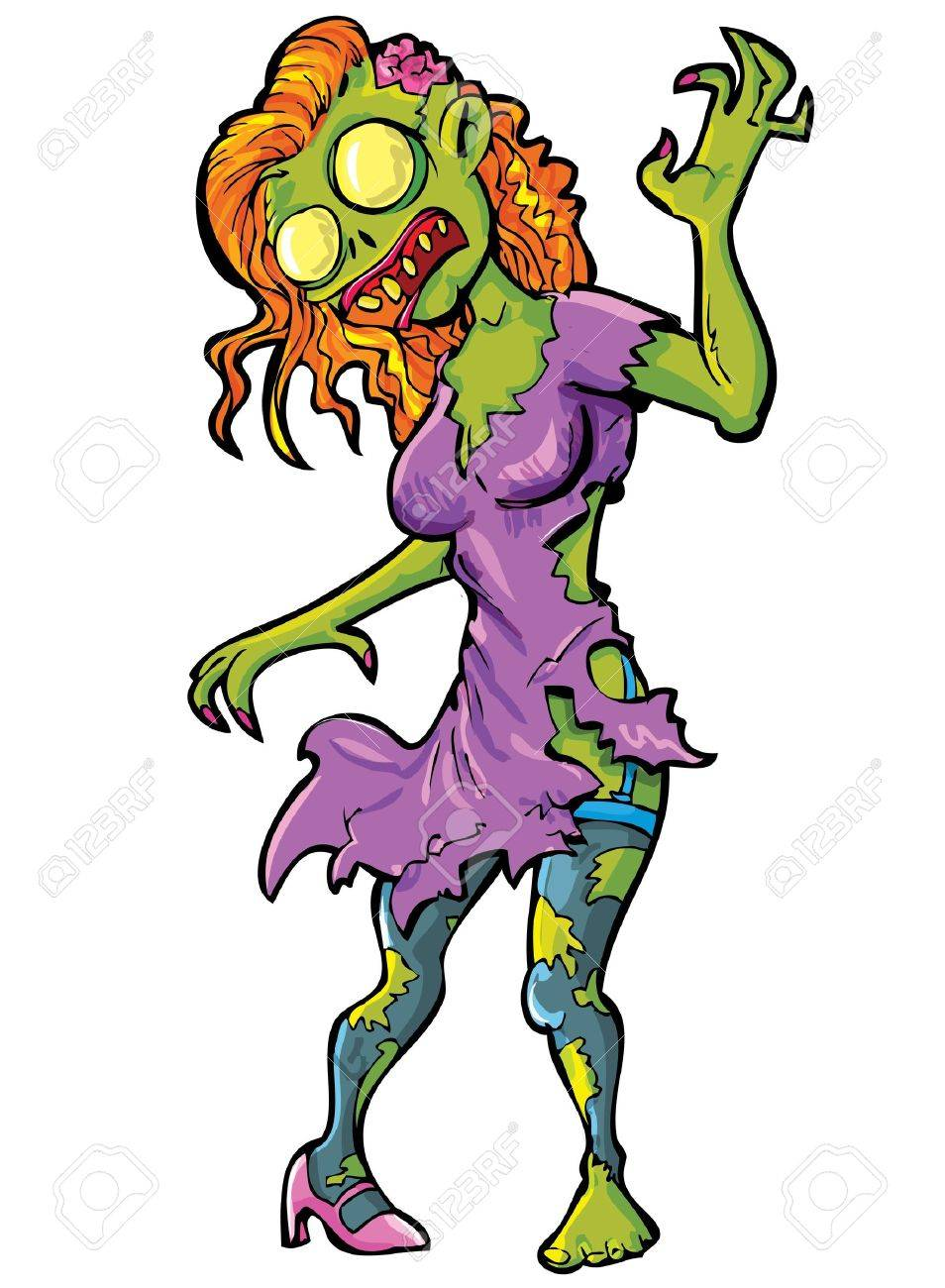 Cartoon zombie woman nsfw videos