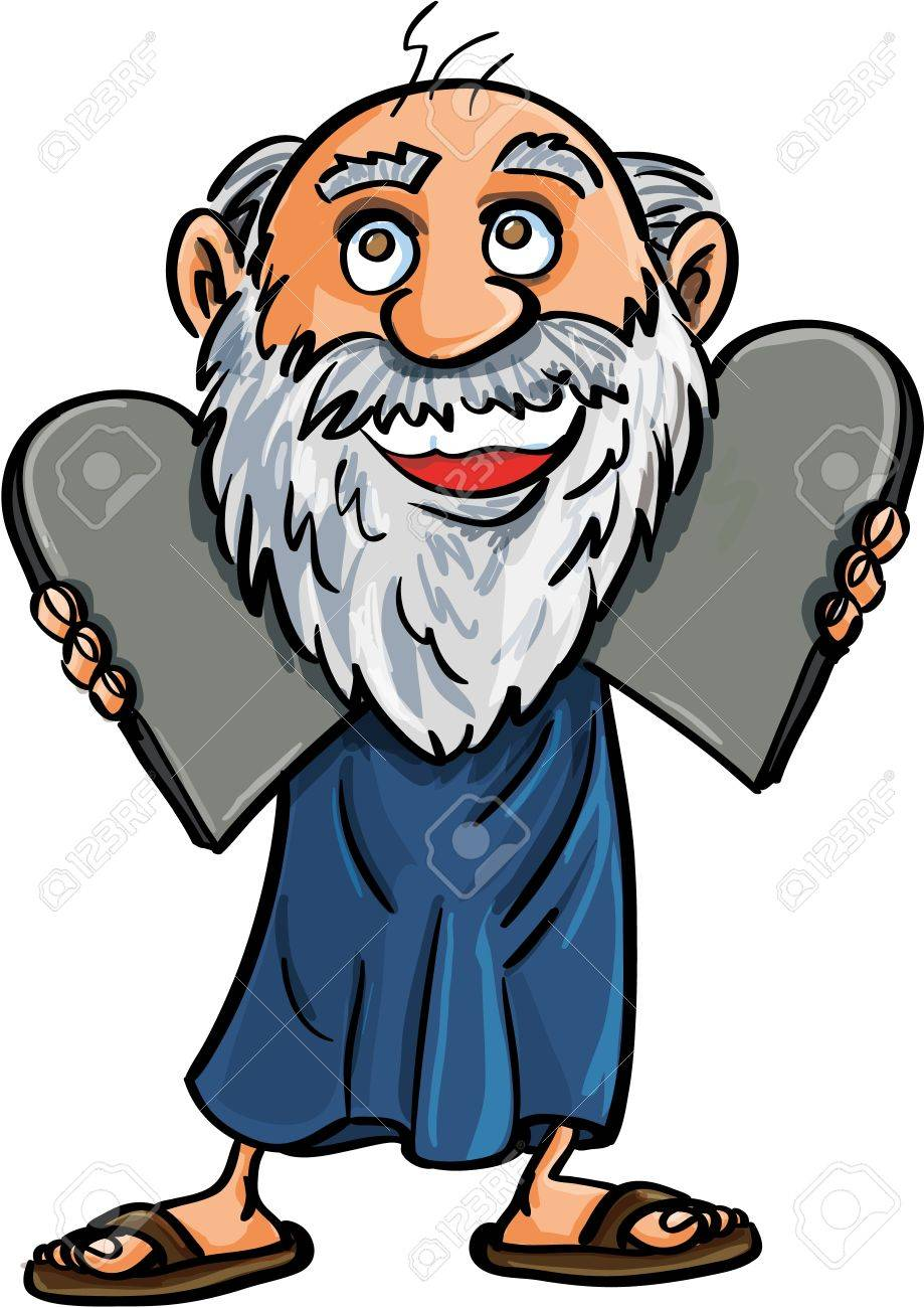 613 moses stock vector illustration and royalty free moses clipart