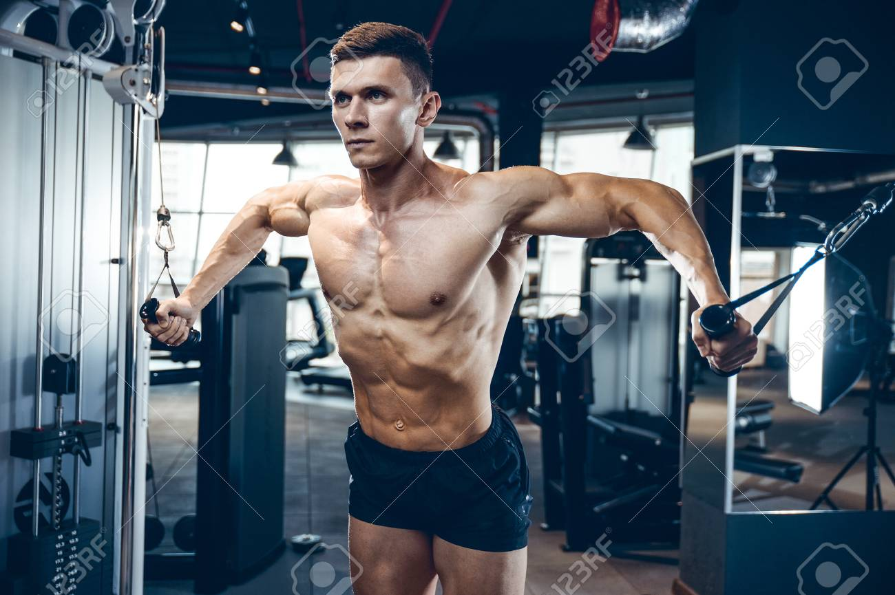 How to pump up the pectoral muscles 37