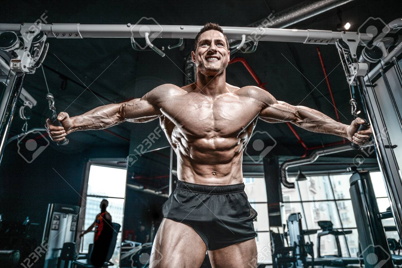 How to pump up the pectoral muscles 89