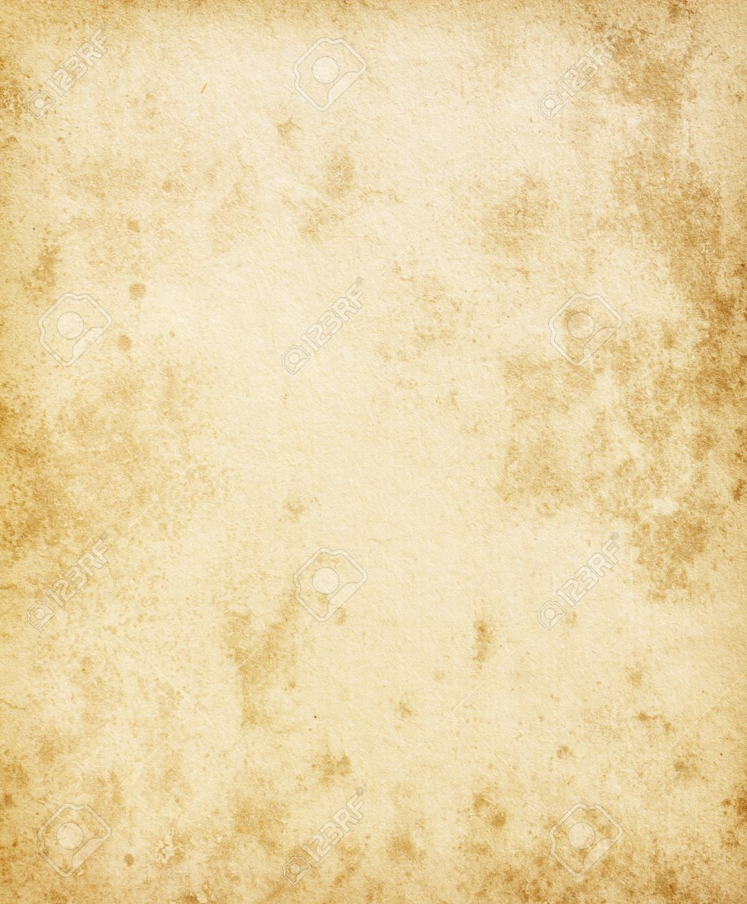 Vintage Paper Textures Old Worn Stock Photo Picture And