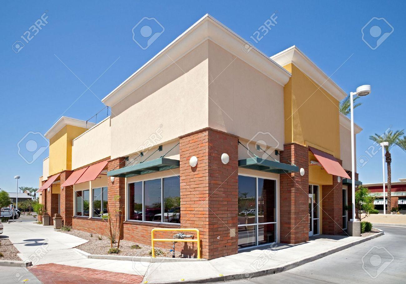 Fast food restaurant Stock Photo - 6043575