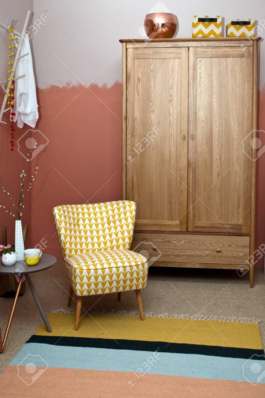 Hauptdekoration Mit Einem Sessel Lizenzfreie Fotos, Bilder Und Stock ...