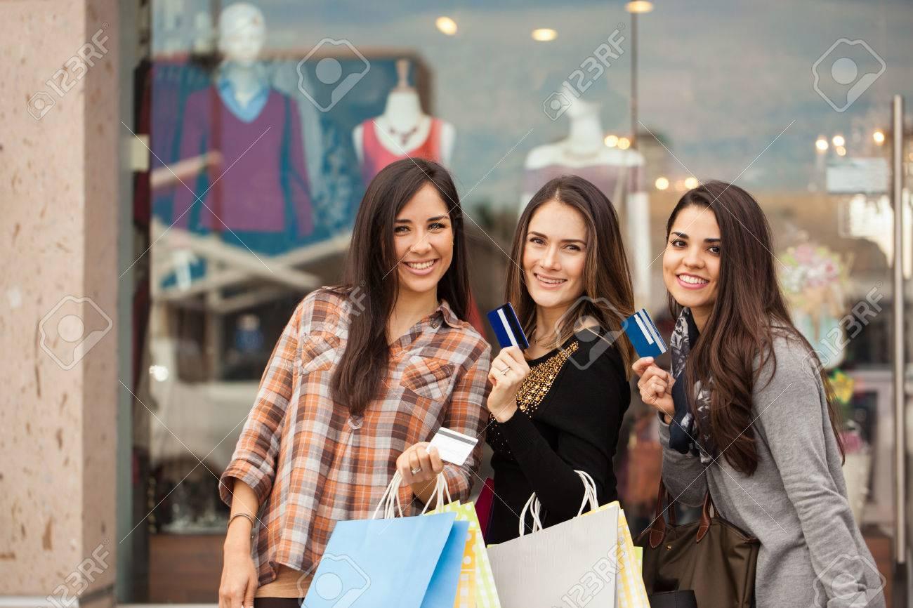 Three latin teens