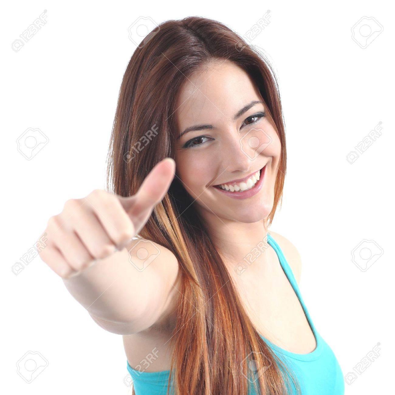 Удовлетворение девушки пальцем 18 фотография