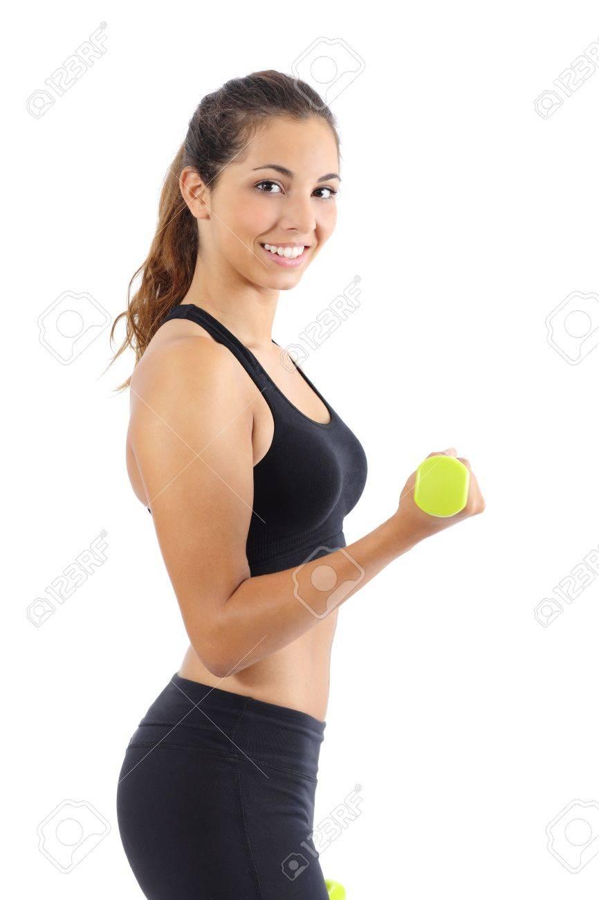 poids haltere femme