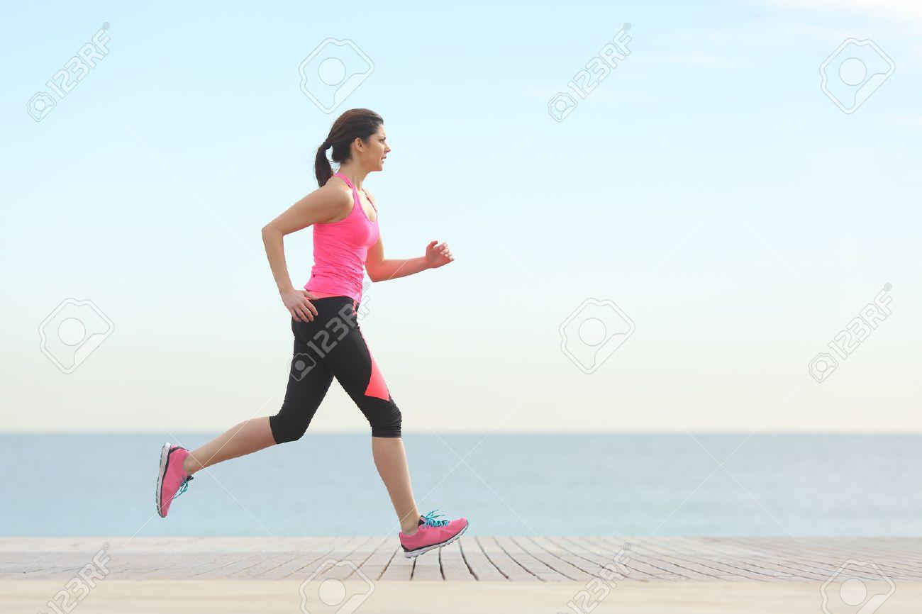 Может ли помочь в похудении бег