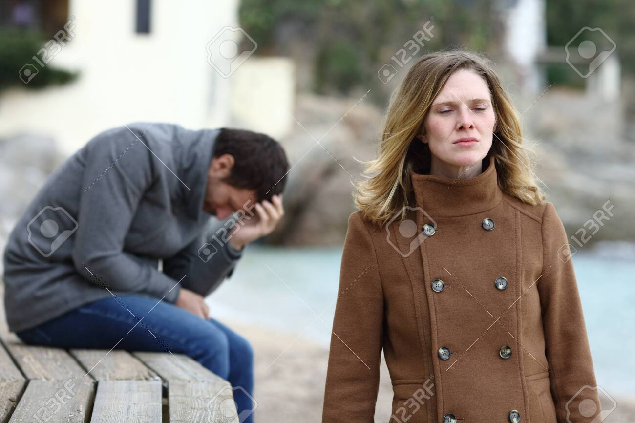 Boyfriend after with breaking up Here's Why