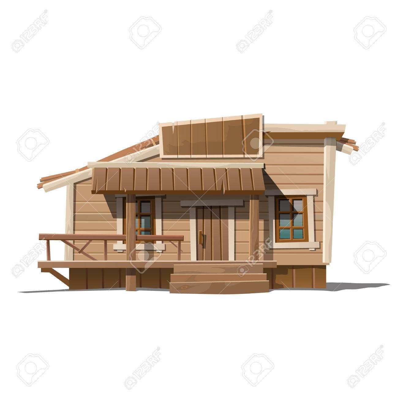 Le Porche D Une Maison maison en bois avec le signe et le porche dans un style campagnard