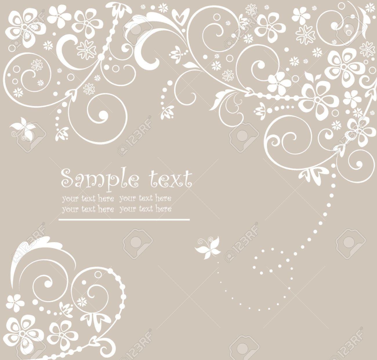 Wedding card - 18806812