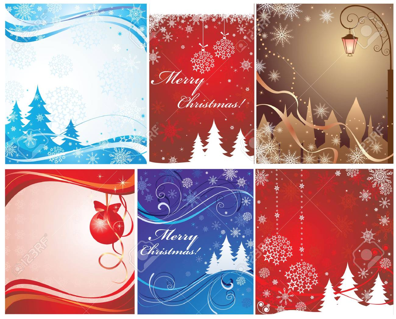 Xmas banners Stock Vector - 18921660