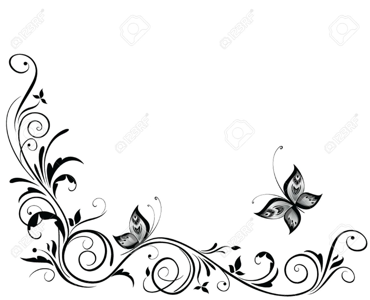Vintage Wedding Design Royalty Free Cliparts, Vectors, And Stock ...
