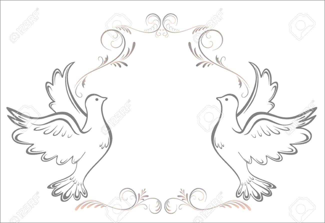 Wedding Card Royalty Free Cliparts, Vectors, And Stock ...